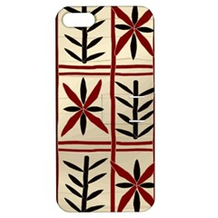 Abstract A Colorful Modern Illustration Pattern Apple Iphone 5 Hardshell Case With Stand by Simbadda