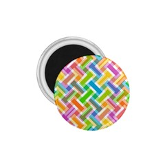 Abstract Pattern Colorful Wallpaper Background 1.75  Magnets