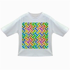 Abstract Pattern Colorful Wallpaper Background Infant/Toddler T-Shirts