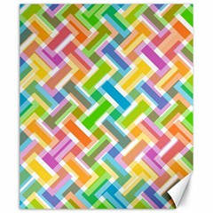 Abstract Pattern Colorful Wallpaper Background Canvas 20  x 24