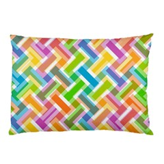 Abstract Pattern Colorful Wallpaper Background Pillow Case