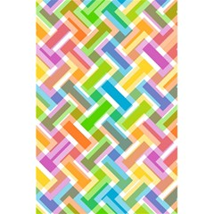 Abstract Pattern Colorful Wallpaper Background 5.5  x 8.5  Notebooks