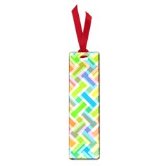 Abstract Pattern Colorful Wallpaper Background Small Book Marks