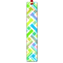 Abstract Pattern Colorful Wallpaper Background Large Book Marks