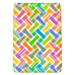 Abstract Pattern Colorful Wallpaper Background Flap Covers (L)