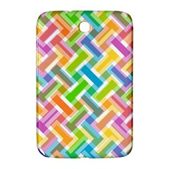Abstract Pattern Colorful Wallpaper Background Samsung Galaxy Note 8.0 N5100 Hardshell Case