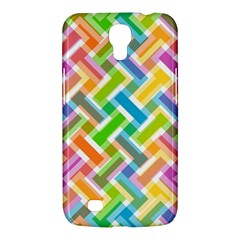 Abstract Pattern Colorful Wallpaper Background Samsung Galaxy Mega 6.3  I9200 Hardshell Case