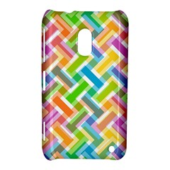 Abstract Pattern Colorful Wallpaper Background Nokia Lumia 620