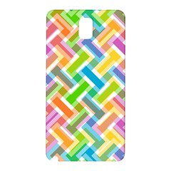 Abstract Pattern Colorful Wallpaper Background Samsung Galaxy Note 3 N9005 Hardshell Back Case