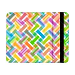 Abstract Pattern Colorful Wallpaper Background Samsung Galaxy Tab Pro 8.4  Flip Case