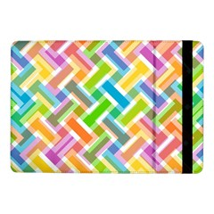 Abstract Pattern Colorful Wallpaper Background Samsung Galaxy Tab Pro 10.1  Flip Case