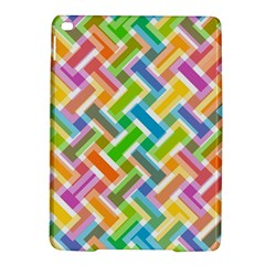 Abstract Pattern Colorful Wallpaper Background iPad Air 2 Hardshell Cases