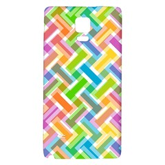 Abstract Pattern Colorful Wallpaper Background Galaxy Note 4 Back Case