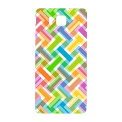 Abstract Pattern Colorful Wallpaper Background Samsung Galaxy Alpha Hardshell Back Case