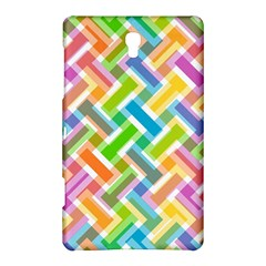 Abstract Pattern Colorful Wallpaper Background Samsung Galaxy Tab S (8.4 ) Hardshell Case