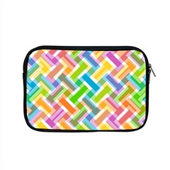 Abstract Pattern Colorful Wallpaper Background Apple MacBook Pro 15  Zipper Case