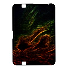 Abstract Glowing Edges Kindle Fire Hd 8 9  by Simbadda
