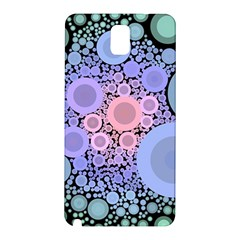 An Abstract Background Consisting Of Pastel Colored Circle Samsung Galaxy Note 3 N9005 Hardshell Back Case by Simbadda