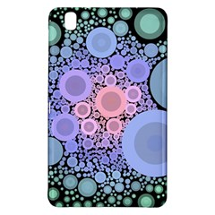 An Abstract Background Consisting Of Pastel Colored Circle Samsung Galaxy Tab Pro 8 4 Hardshell Case by Simbadda