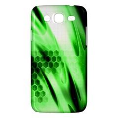 Abstract Background Green Samsung Galaxy Mega 5 8 I9152 Hardshell Case  by Simbadda