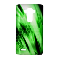Abstract Background Green Lg G4 Hardshell Case by Simbadda