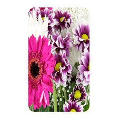 Purple White Flower Bouquet Memory Card Reader by Simbadda