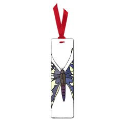 A Colorful Butterfly Image Small Book Marks by Simbadda