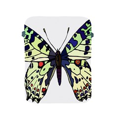 A Colorful Butterfly Image Apple Ipad 2/3/4 Protective Soft Cases by Simbadda