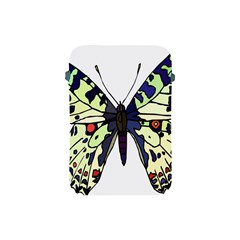 A Colorful Butterfly Image Apple Ipad Mini Protective Soft Cases by Simbadda