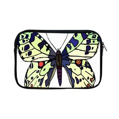 A Colorful Butterfly Image Apple Ipad Mini Zipper Cases by Simbadda