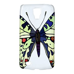 A Colorful Butterfly Image Galaxy S4 Active by Simbadda
