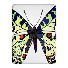 A Colorful Butterfly Image Samsung Galaxy Tab 4 (10 1 ) Hardshell Case  by Simbadda