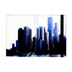 Abstract Of Downtown Chicago Effects Ipad Mini 2 Flip Cases by Simbadda
