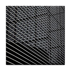 Abstract Architecture Pattern Face Towel by Simbadda