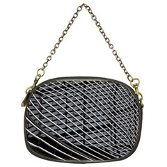 Abstract Architecture Pattern Chain Purses (one Side)  by Simbadda