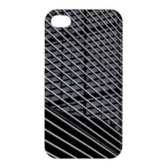 Abstract Architecture Pattern Apple Iphone 4/4s Hardshell Case by Simbadda