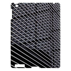 Abstract Architecture Pattern Apple Ipad 3/4 Hardshell Case by Simbadda