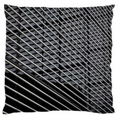 Abstract Architecture Pattern Large Cushion Case (two Sides) by Simbadda