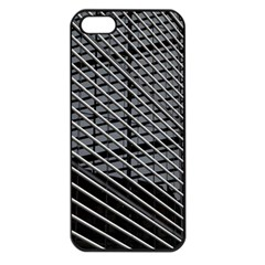 Abstract Architecture Pattern Apple Iphone 5 Seamless Case (black) by Simbadda