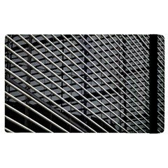 Abstract Architecture Pattern Apple Ipad 3/4 Flip Case by Simbadda