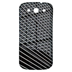 Abstract Architecture Pattern Samsung Galaxy S3 S Iii Classic Hardshell Back Case by Simbadda