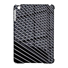 Abstract Architecture Pattern Apple Ipad Mini Hardshell Case (compatible With Smart Cover) by Simbadda