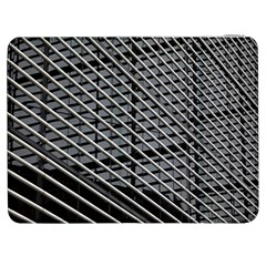 Abstract Architecture Pattern Samsung Galaxy Tab 7  P1000 Flip Case by Simbadda