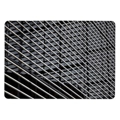 Abstract Architecture Pattern Samsung Galaxy Tab 10 1  P7500 Flip Case by Simbadda
