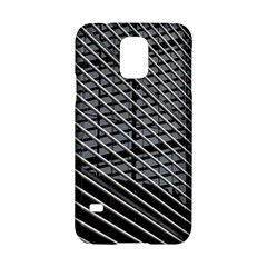 Abstract Architecture Pattern Samsung Galaxy S5 Hardshell Case  by Simbadda