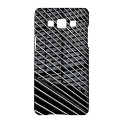 Abstract Architecture Pattern Samsung Galaxy A5 Hardshell Case