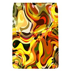 Colourful Abstract Background Design Flap Covers (s)  by Simbadda