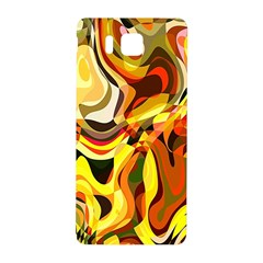 Colourful Abstract Background Design Samsung Galaxy Alpha Hardshell Back Case by Simbadda