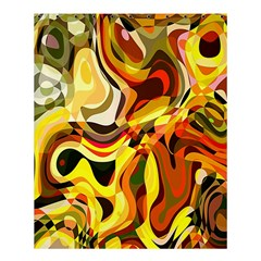 Colourful Abstract Background Design Shower Curtain 60  X 72  (medium)  by Simbadda