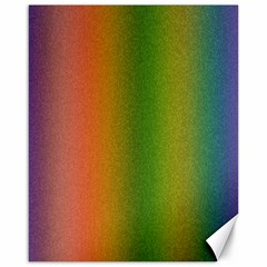 Colorful Stipple Effect Wallpaper Background Canvas 16  X 20   by Simbadda